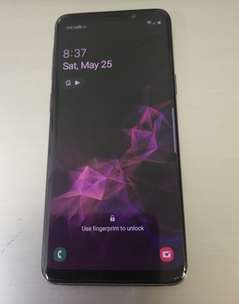 Galaxy S9 64 GB Lilac purple mulus