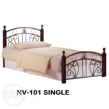 Home Furniture Bed Frames Queen Double Single Double Deck