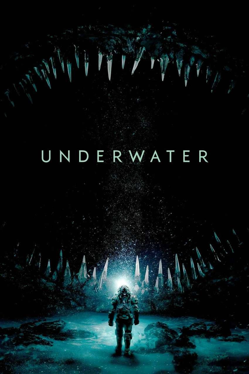 Poster Film - Underwater (2020) - Dekorasi Rumah - 767396833