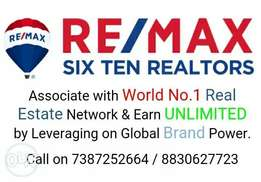 Earn UNLIMITED by Partnering with ReMax Six Ten