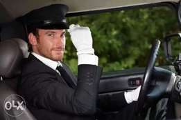 Required Driver in Airport. Qualifications-