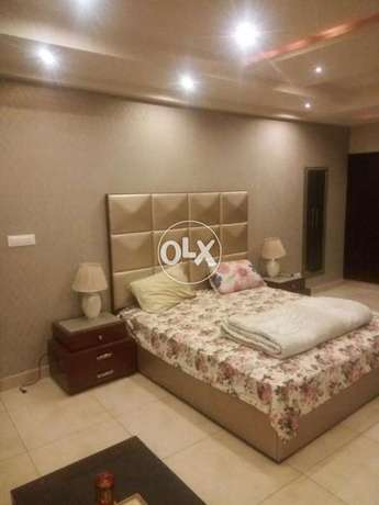Bahria furnished 12 Marla upper portion ( For rent ) in Phase 5 islama