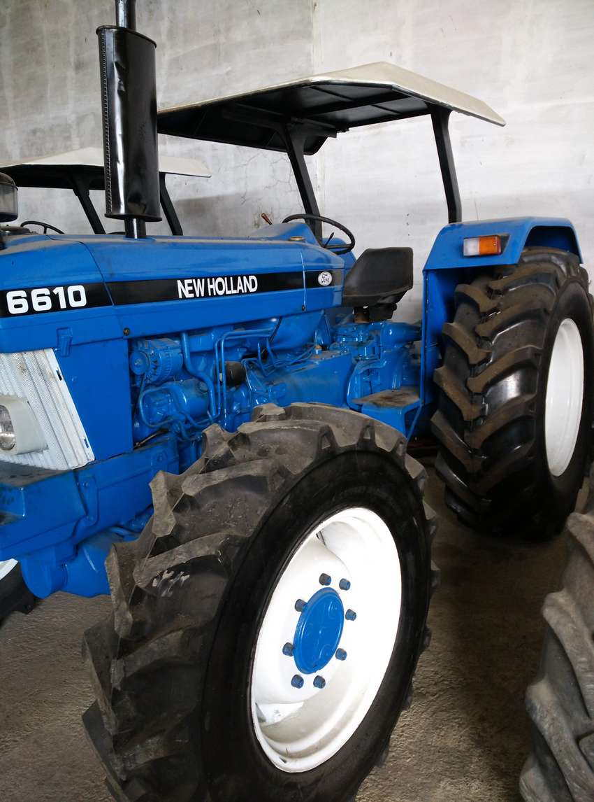 New Holland Ford >> Ford New Holland 6610 Mesin Keperluan Industri 512664061