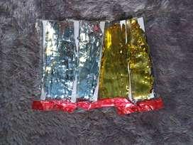 Tirai foil glitter