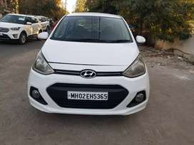 Hyundai Xcent 2017 Diesel Well Maintained