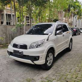 RUSH 1.5 S TRD matic 2013 superrrrr