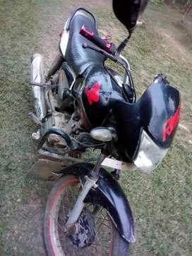 Honda shine very good cadishon