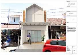Murah Sewa Ruko Sederhana, Sukajadi, Strategis Seberang Ardan Hotel