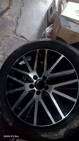 Oll CARSSS STOCK ALLOY WHEEL SINGLE OR 2 AVAIL BMW AUDI MERCEDES FORD