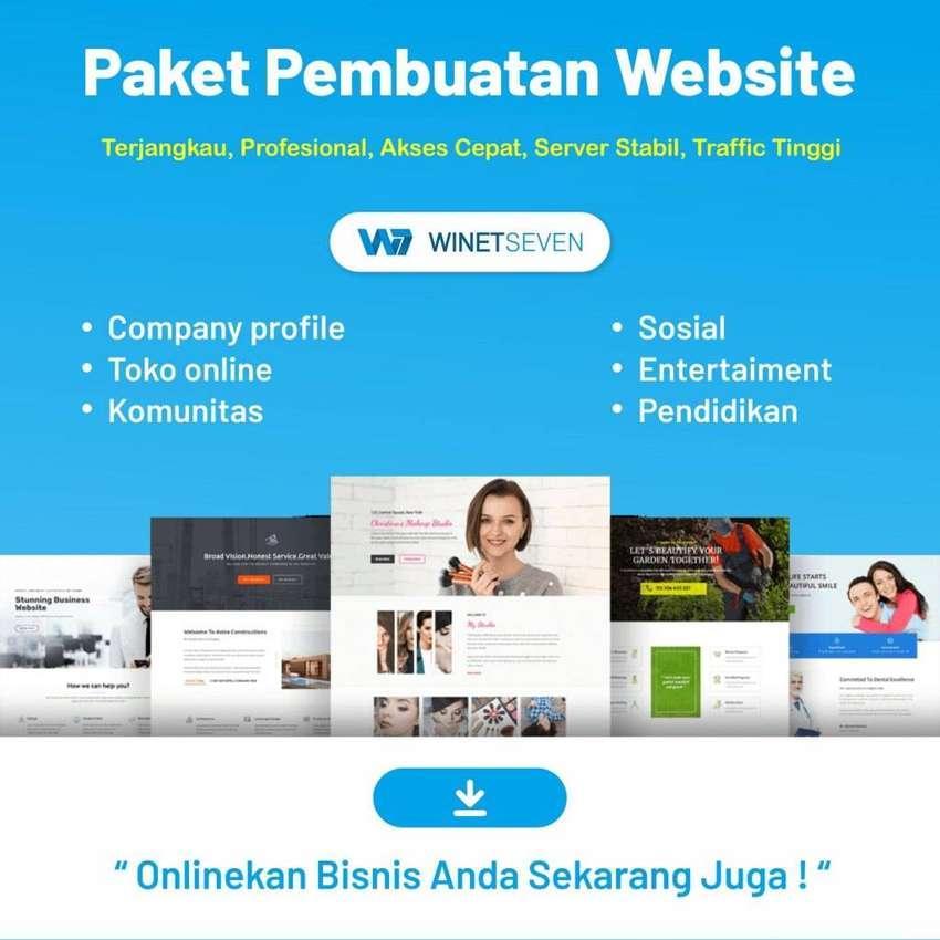 Jasa Pembuatan Website 0