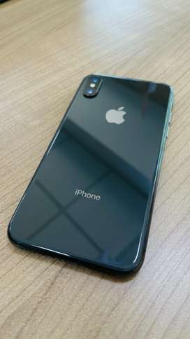 iphone X (Space Gray 64 GB)