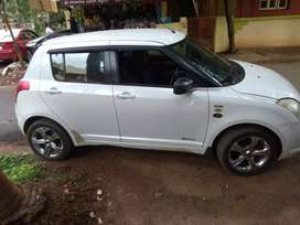 Swift car vdi good condition insurance running