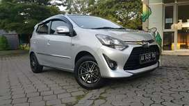 Toyota Agya facelift 1.2 G Manual