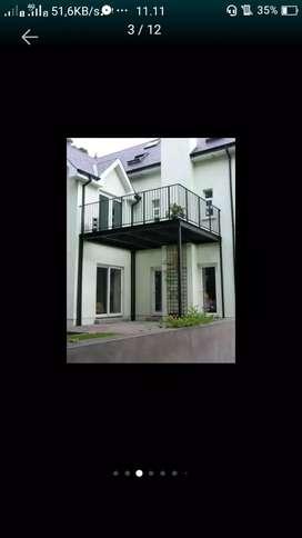 Canopy rumah sc#1568
