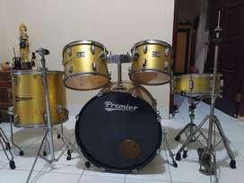 Drum premier gold