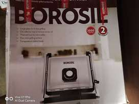 Borosil jumbo Griller in new condition in very cheap price 3500rs