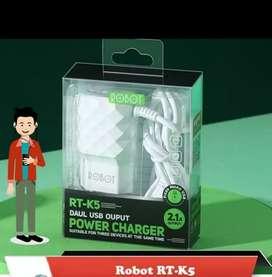 Charger Robot Original 2.1A