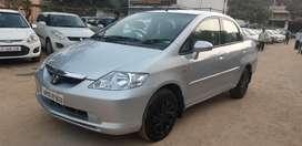 Honda City Zx ZX CVT, 2005, Petrol