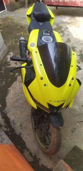 R15 v3 full kit yellow color