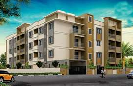 2bhk Flat @ Hormavu at Rs.47 lakhs – OC/CC obtained