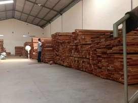 Berbagai macam kayu