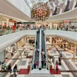 HIRING for FRESHER BOYS and GIRLS Need for shopping malls