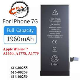 iPhone 7 / 7 Plus Original battery with Free Delivery