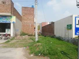 Two Shops(Land only) for Sale in Ideal Location