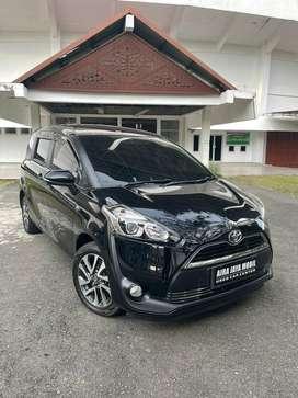 Toyota sienta V metic 2017 asli BL harga nego