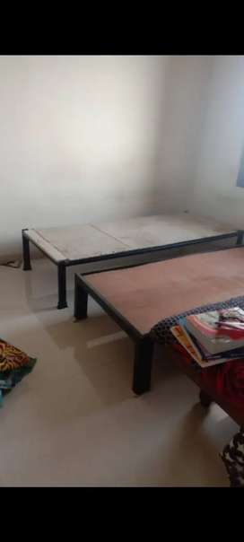 BEDSare available in nashik 2 beds single single