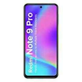 Phone redmie note 9 pro