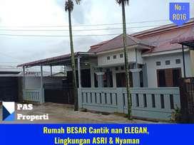 Rumah MEWAH MURAH di Padang, Desain CANTIK & ELEGAN