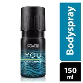 Axe deodorant body spray