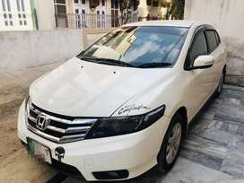 Honda city Aspire prosmatic