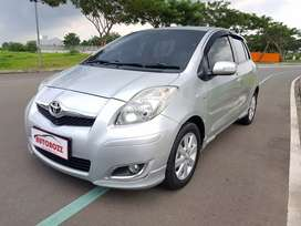 Yaris E At 2010 Good Condition KM Low