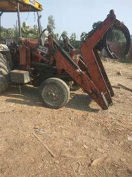 swaraj 855 loader
