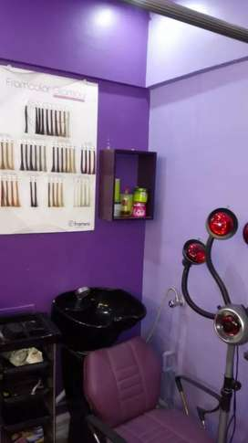 Golden opportunity  for having Salon Business
