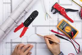 Any electrical work .