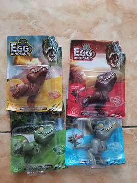 Mainan Dinosaurus Dino snap squad nonori