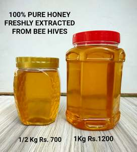 FASTIDIOUS FOREST HONEY Rs.1200/ kg