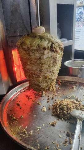 Shawarma, shawai. Alfam