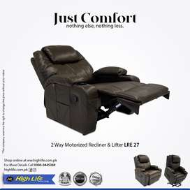 premium recliner chairs High Life