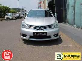 [Lulus Inspeksi] Nissan Grand Livina SV AT Tahun 2014 Tdp Ringan 16Jt