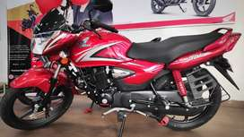 Get Brand New Honda CB Shine at low down payment @6999