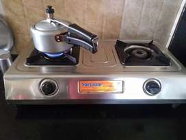 Good condition has stove