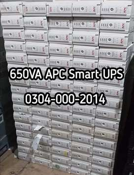 650VA Box Packed APC UPS