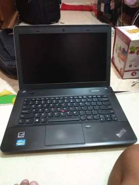 jual laptop lenovo core i7