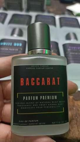 Parfum baccarat