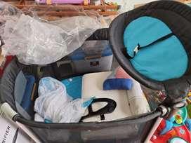 Baby box Elle Oval 9B99