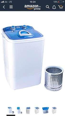 Mini compact washing machine
